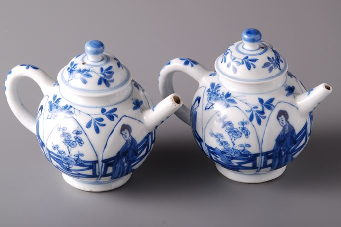 Pair of Tea Pots | MasterArt