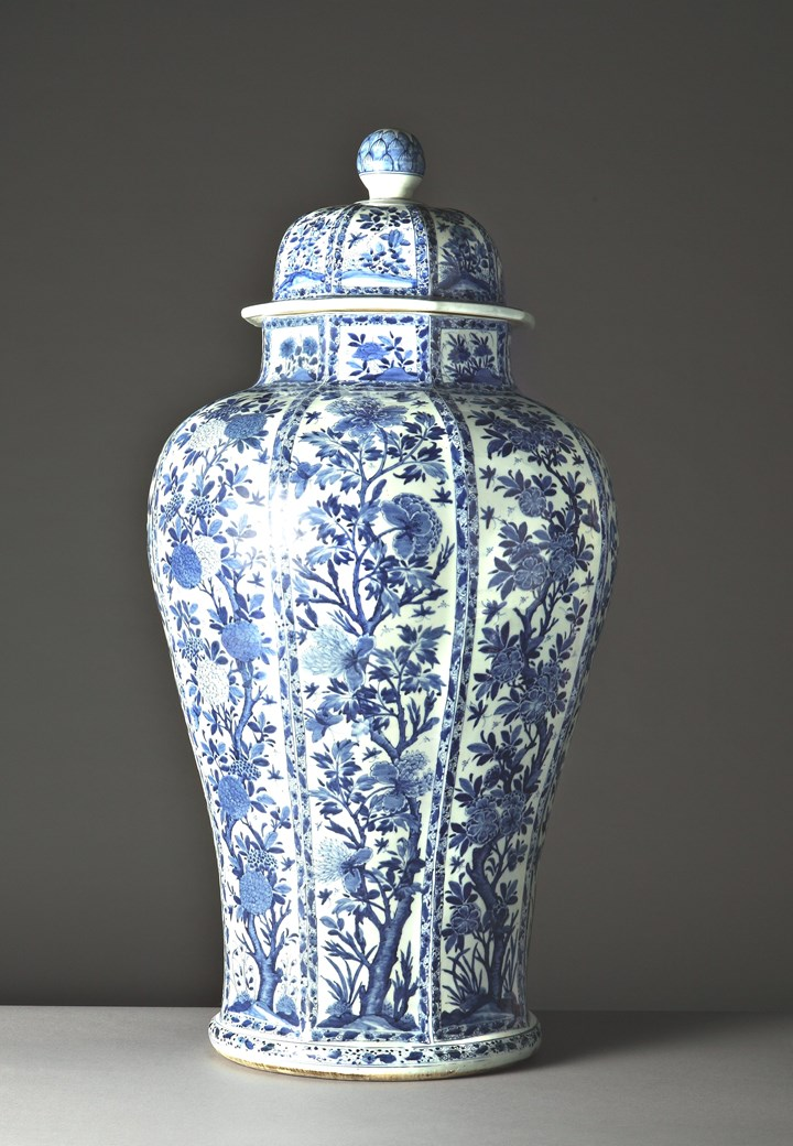 Unusually Large Jar - Kangxi period