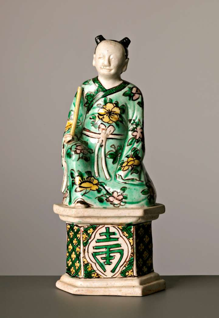 Figure of Han Xiang