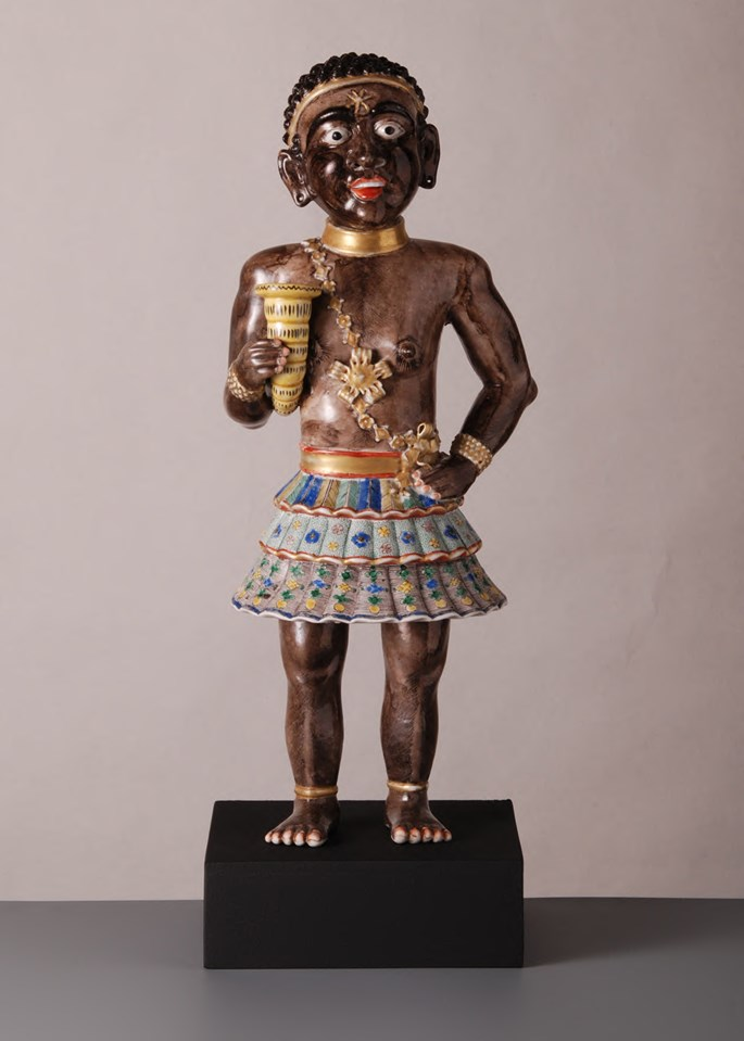 Figure of a Blackamoor | MasterArt