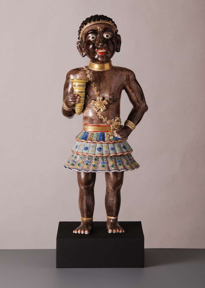 Figure of a Blackamoor