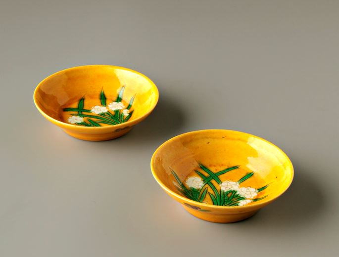 Pair of Miniature dishes | MasterArt