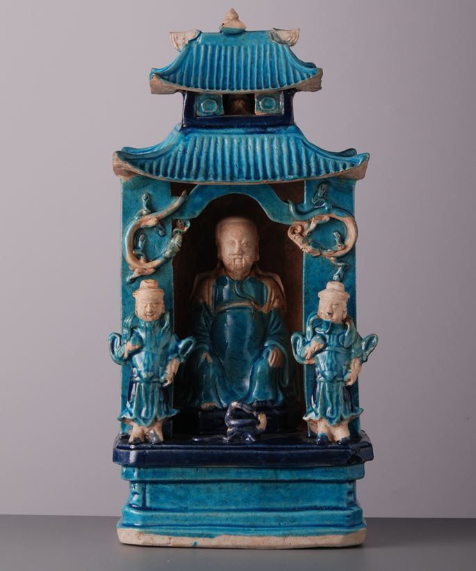 466. a Porcelain Shrine | MasterArt