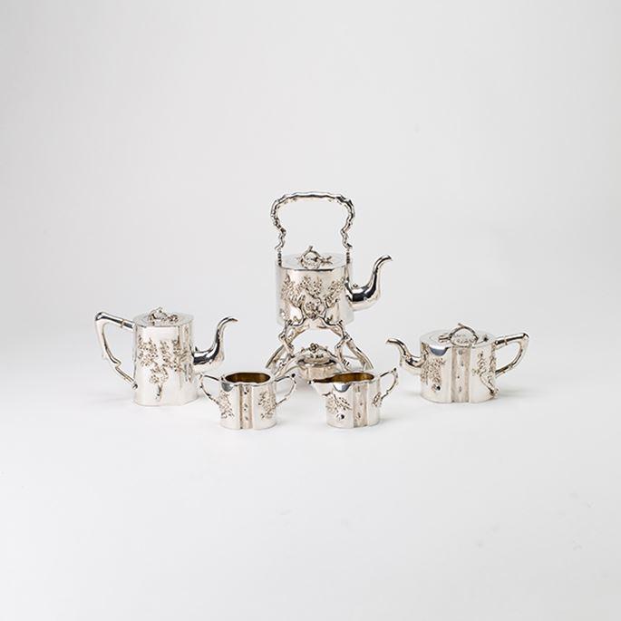 5 piece Tea and Coffee Set | MasterArt