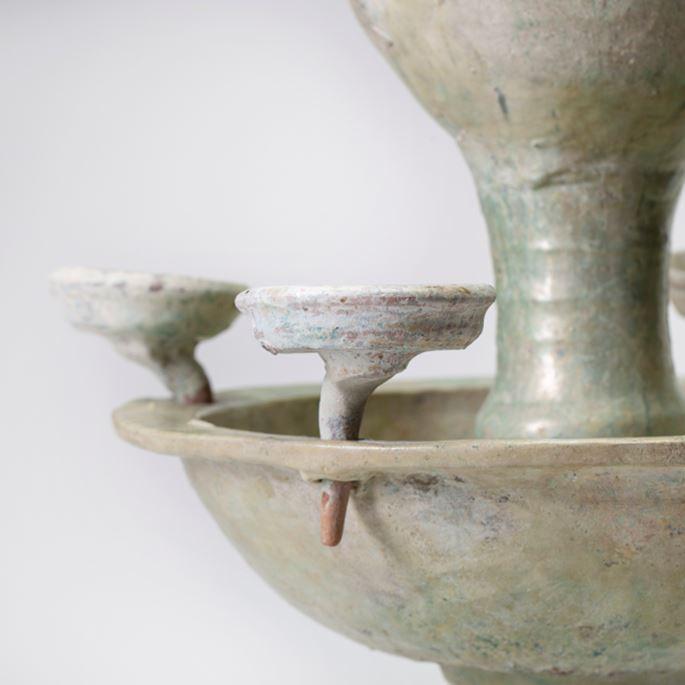 Pottery Oil Lamp | MasterArt