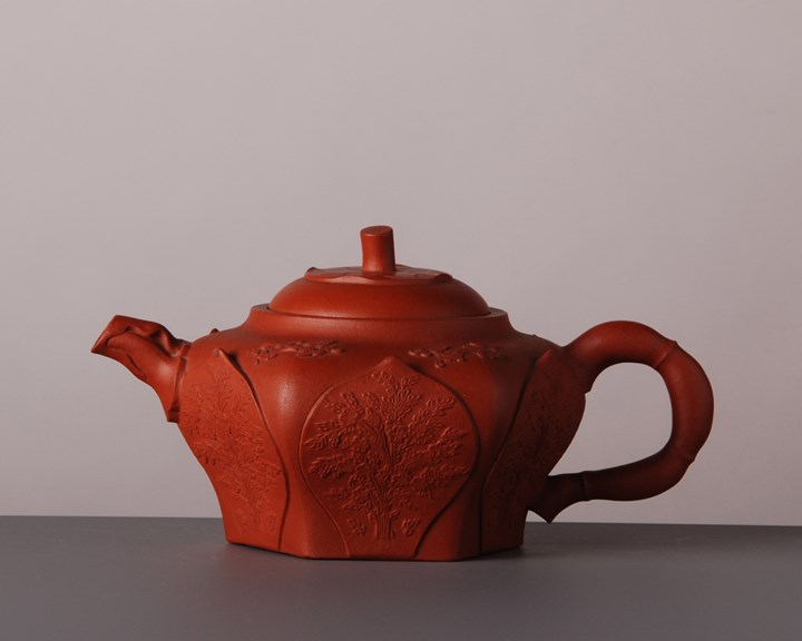 Yixing Teapot Lotus