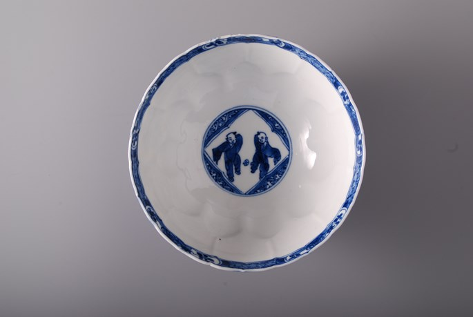 Blue and White Bowl | MasterArt