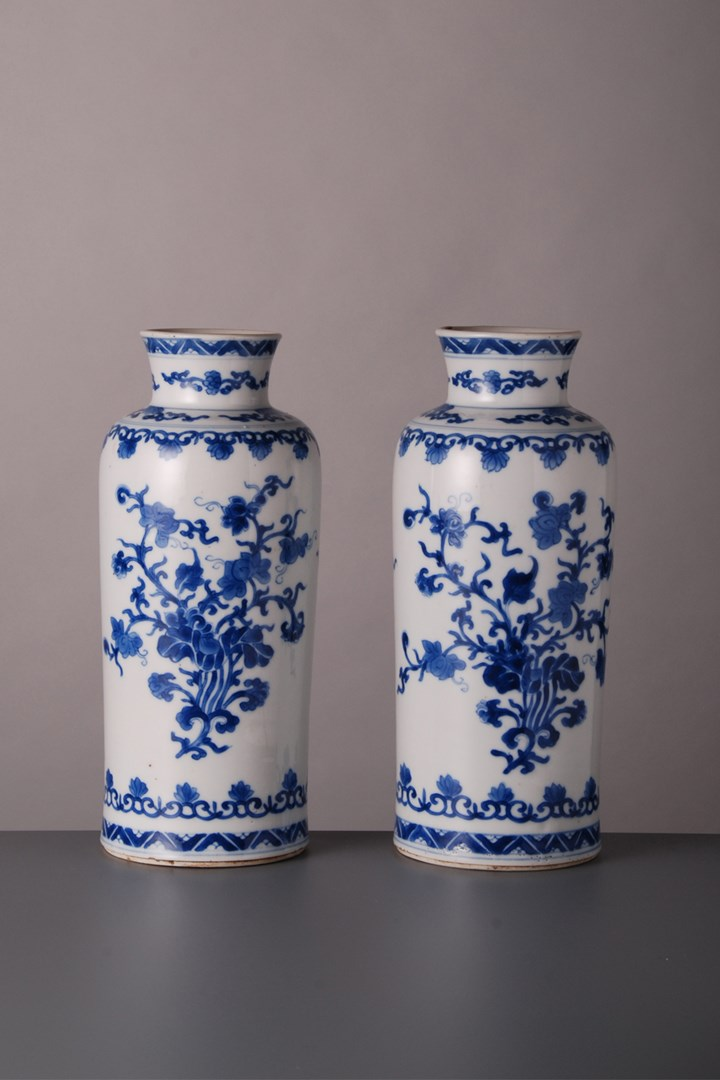 Pair of Vases - Kangxi period