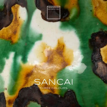 Sancai 'Three Colours' 2020