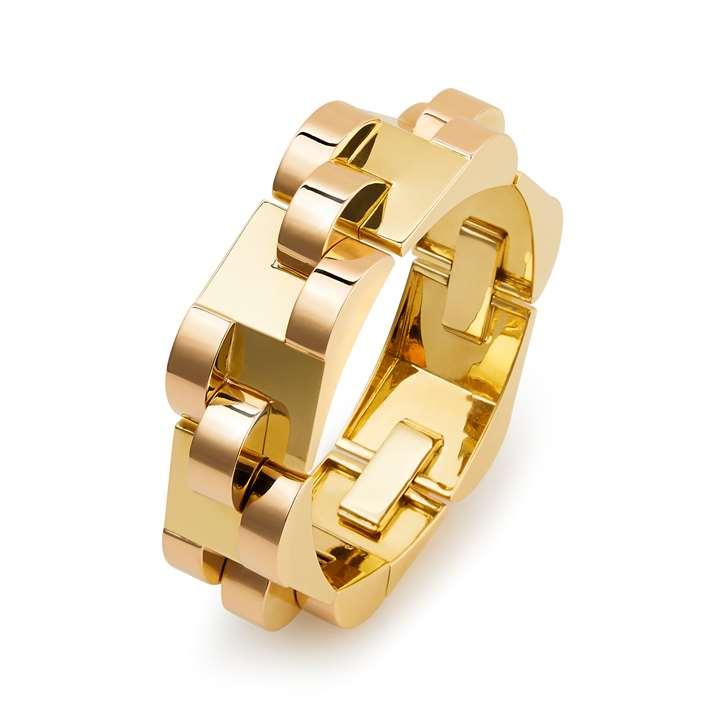 """""""Tank"""" bracelet"""