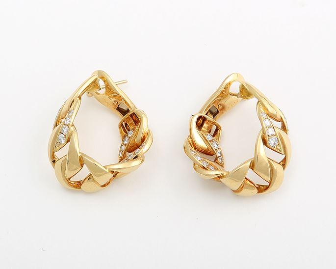 Cartier - Earrings | MasterArt