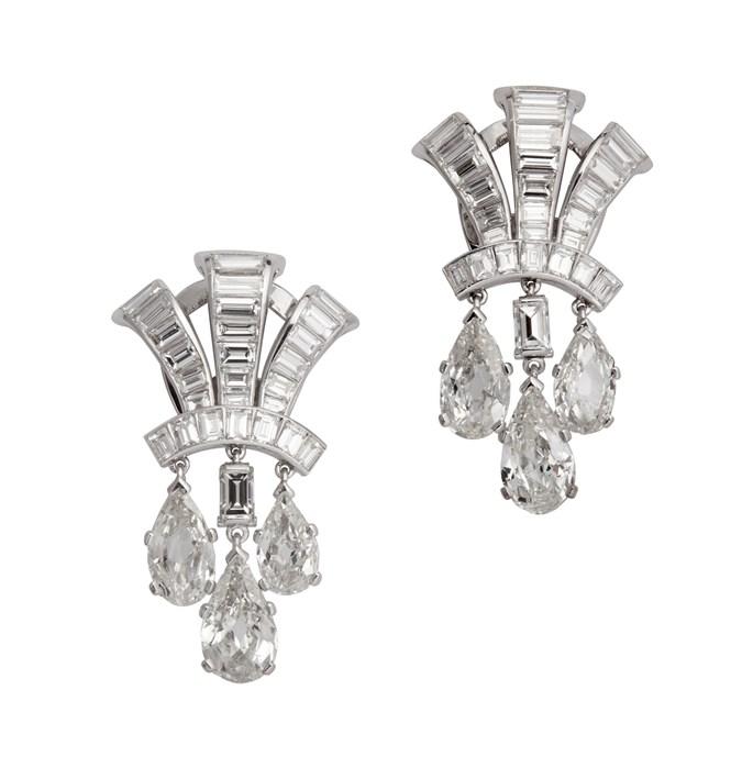 Chaumet - Earrings | MasterArt