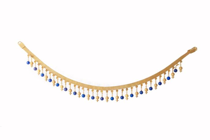 Necklace in archaeological style | MasterArt