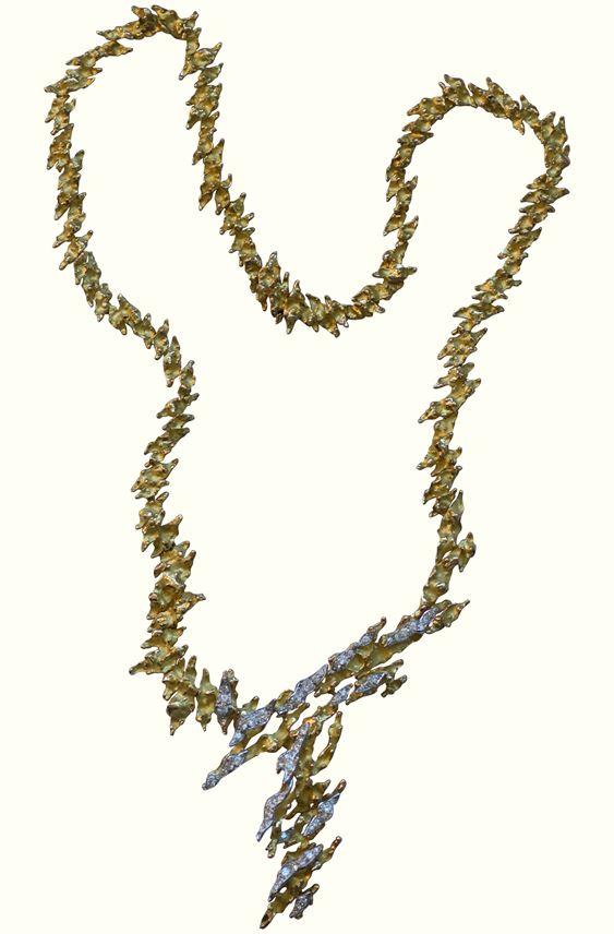 Sterlé - Necklace | MasterArt
