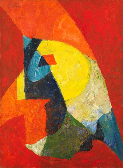 JOSEPH LACASSE: A Pioneer of Abstraction