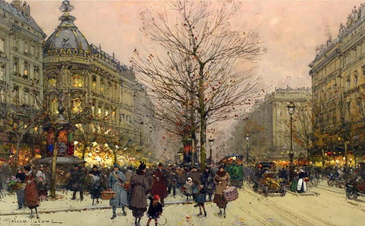 Les Grands Boulevards, Paris