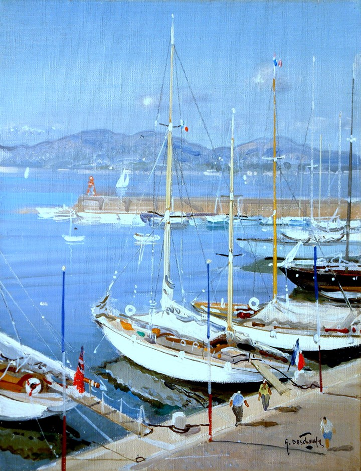 The Harbour, Cannes