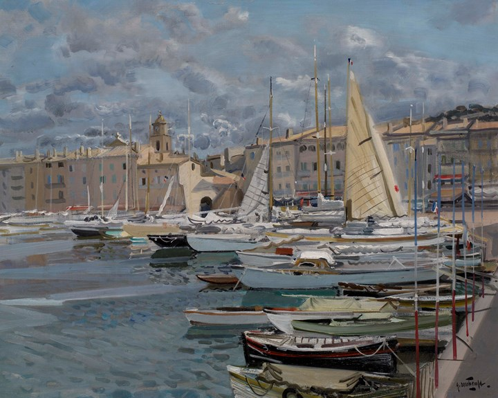 The Harbour, St. Tropez