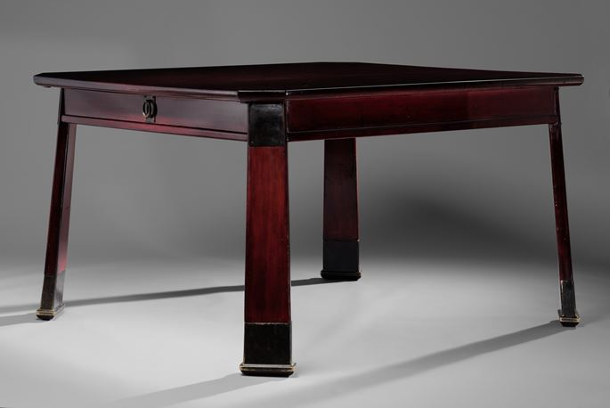 Adolf Loos - Dining table | MasterArt