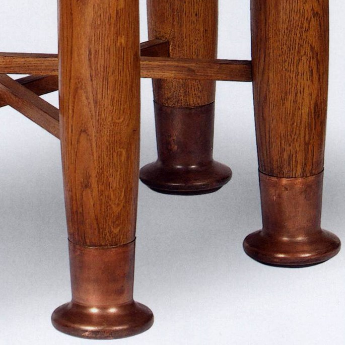 Adolf Loos - Haberfeld table | MasterArt
