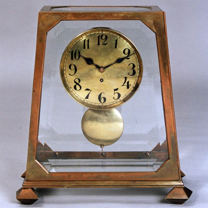 Adolf Loos - Table clock | MasterArt