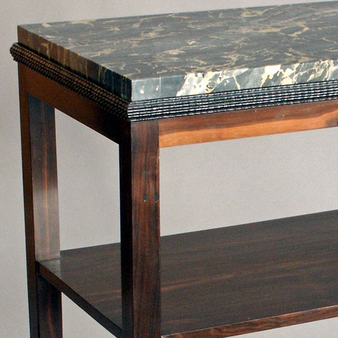 Carl Witzmann - Side table | MasterArt