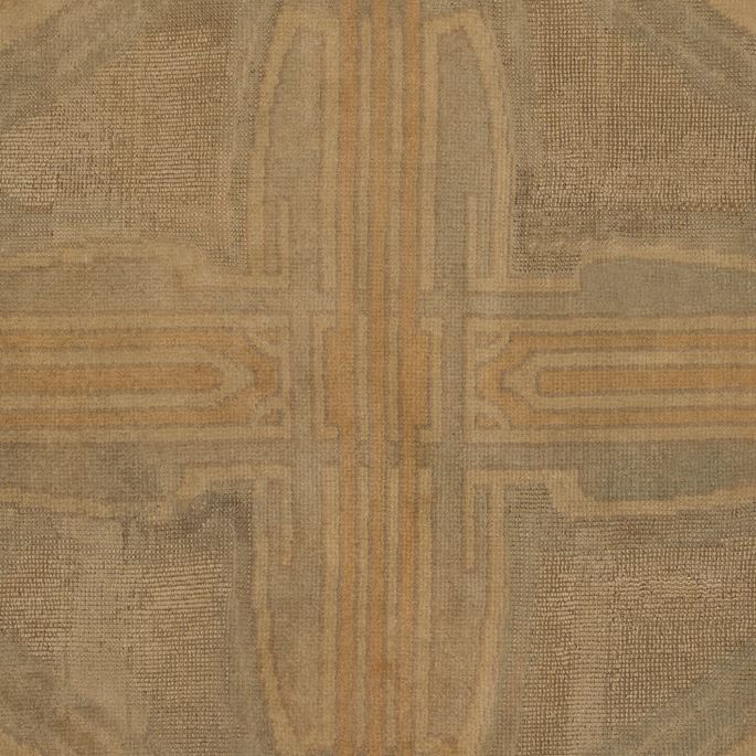 Henry Van de Velde - Carpet  | MasterArt