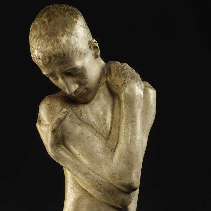 Georges Minne - L'agenouillé | MasterArt