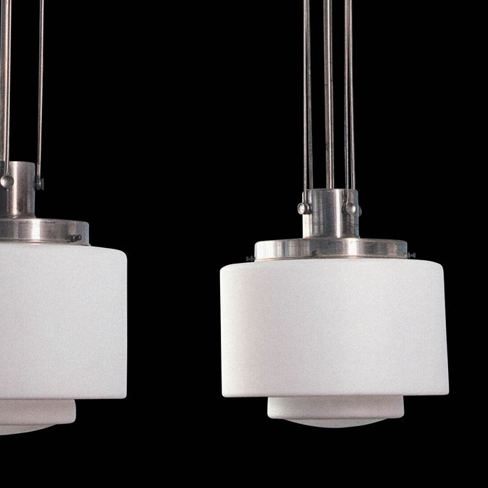 Gispen - Set of 5 hanging lamps | MasterArt