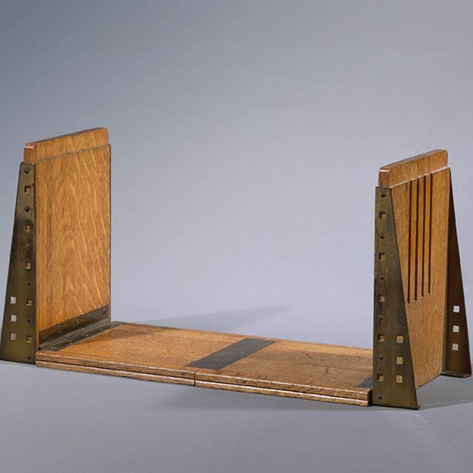 Gustave Serrurier-Bovy - Bookends | MasterArt