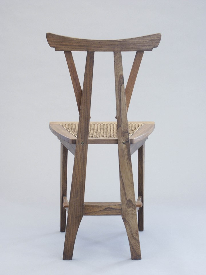 """Campagne"" side chair"