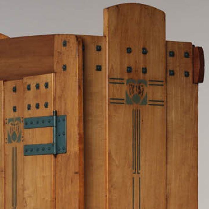 Gustave Serrurier-Bovy - Cupboard | MasterArt