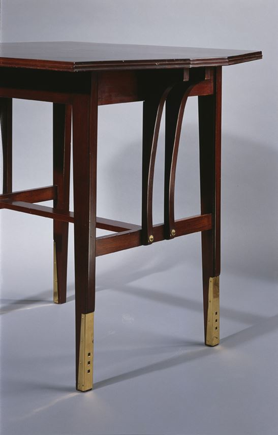 Gustave Serrurier-Bovy - Side table 'Wagner' | MasterArt