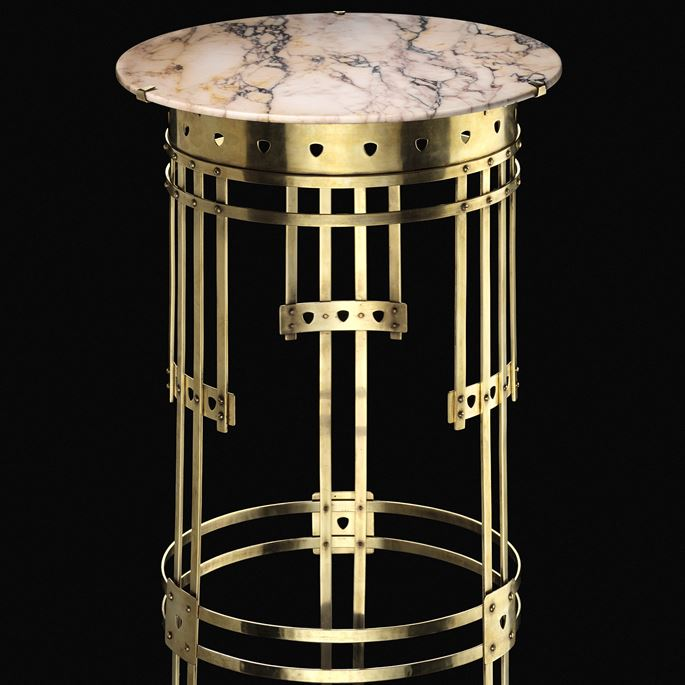 Gustave Serrurier-Bovy - Side table | MasterArt