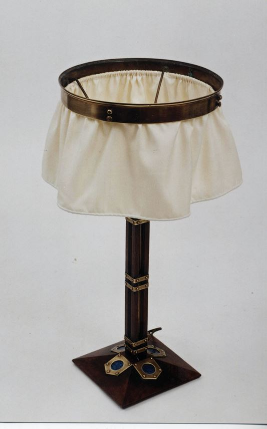 Gustave Serrurier-Bovy - Table lamp | MasterArt