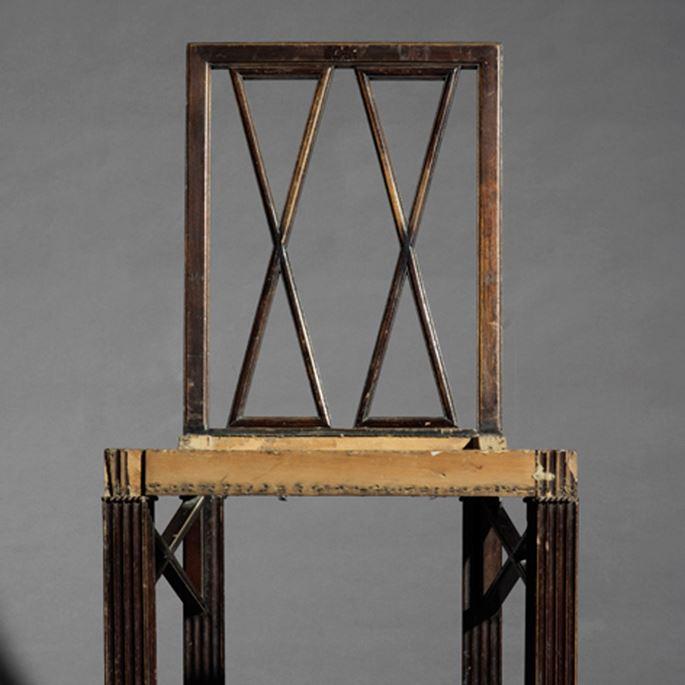 Josef  Hoffmann - Chair | MasterArt