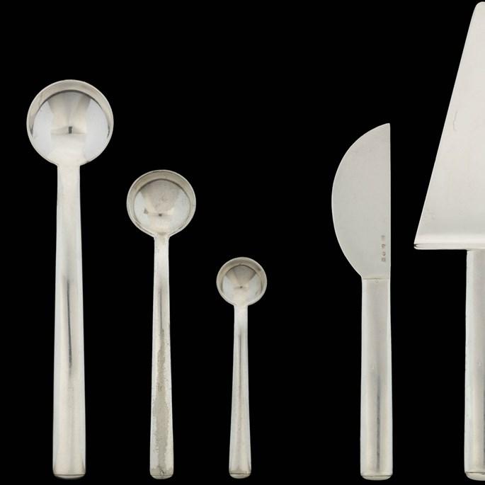 Josef  Hoffmann - Cutlery   MasterArt