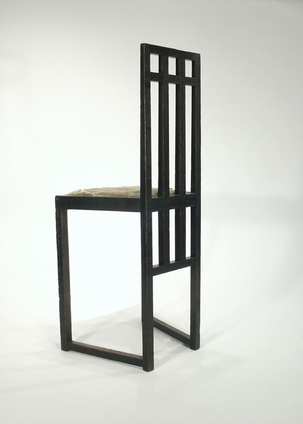 Josef  Hoffmann - High back chair | MasterArt