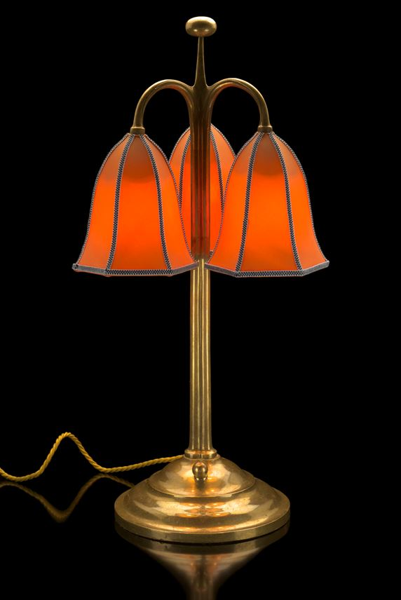 Josef  Hoffmann - Table lamp | MasterArt