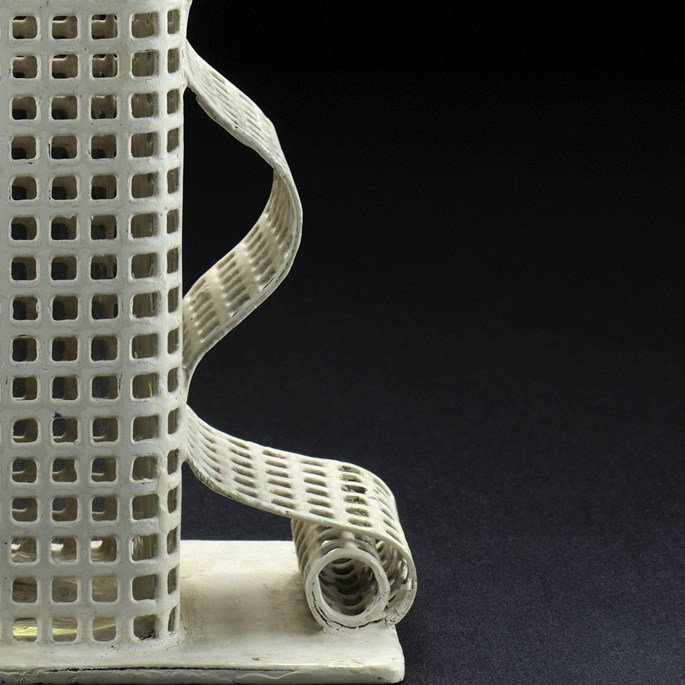 Josef  Hoffmann - Vase | MasterArt