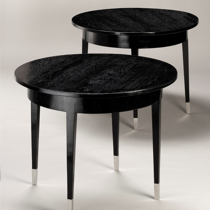 Koloman Moser - Pair of side table | MasterArt